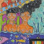 Jee Jee Band [ Glass Fish ] CD/LP